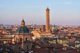 Bologna dall'alto (veduta dalla Basilica di San Petronio)