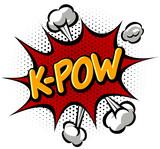 K-Pow Effect Comics ...