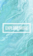 Explore more motivational quote on abstract liquid background.