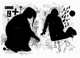 Мальчик и женщина - 142325968