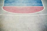 Basketball Courtyard Asphalt
