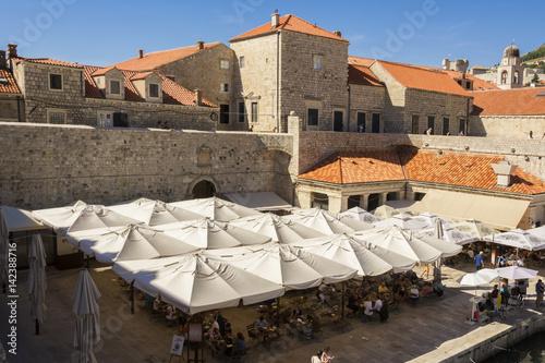 Old Town Dubrovnik, Croatia Poster