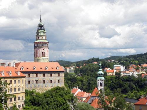 Poster Château de Český Krumlov