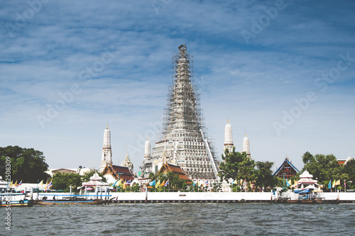 Wat Arun Templo del amanecer, Bangkok