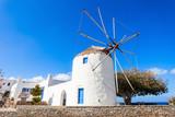 Wndmill in Parikia, Paros - 142519389