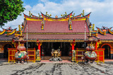 Chinese Buddhist temple in Malang, Indonesia