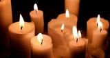 Close up view of candle light - 142546974