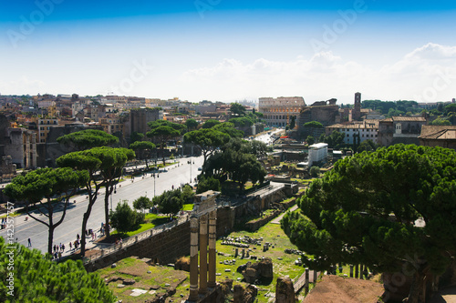 Poster Coliseo en Roma