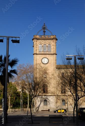 University of Barcelona, Catalonia, Spain
