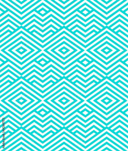 obraz lub plakat Abstract Seamless Pattern