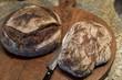 Bread on cutting board #4