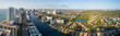 Aerial image of Hollywood Florida