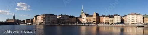 Staande foto Stockholm Stockholm old town