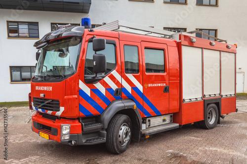 Holenderski silnik pożarowy