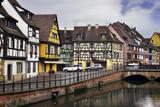 La petite Venise de Colmar, Alsace