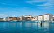 Portoroz Harbour-Slovenia
