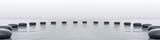 Zen stones panorama in the sea - 142791764