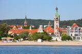 Sopot Miasto nad Morzem Bałtyckim w Polsce
