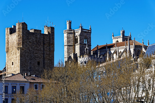 Paysage Narbonne
