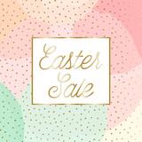 Easter Sale Design - 142907118