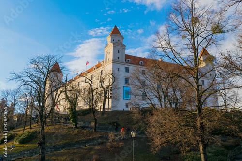 Poster Bratislava Castle