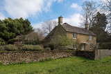 Picturesque Wyck Rissington Village in the Cotswolds - 143015333