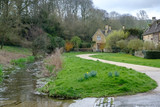 Scenic View of Upper Slaughter Village
