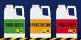 pesticide - environnement - agriculture - pollution - nocif - bio - insecticide - 143029961