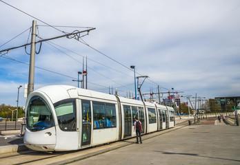 Transport en commun/Tramway