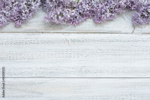 Background with flowers - 143109335
