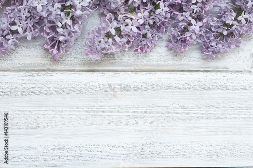 Background with flowers - 143109546