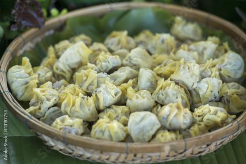 THAILAND CHIANG RAI MARKET FOOD PASTA