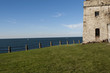 Side of Old Fort Niagara