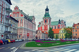 St Stanislaus Church in Old town of Poznan