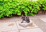 Small dwarf figurines as symbol of Wroclaw - 143281345