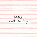 Mother's Day Greeting Card Design - 143285123