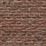 Brick Perfectly Seamless Texture