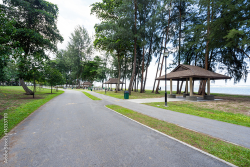 Changi Beach Park and nature Reserves Poster