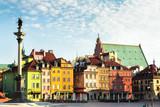 Castle Square in Warsaw - 143362512