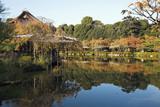 KYOTO, JAPAN: The colourful gardens surrounding Heian-Jingu Shrine