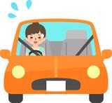 車の中で困っている若い女性 - 143397310