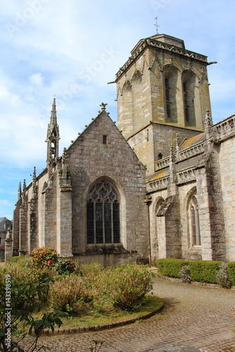 Poster Eglise Saint Ronan à Locronan