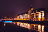University in Wroclaw Poland, Europe
