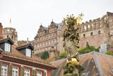 Pomnik Matki Bożej w Heidelberg