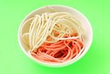 raw noodle
