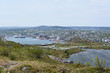 View of St. John's, Newfoundland