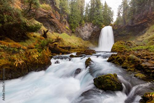 Sahalie Falls - 143592368