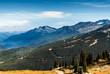 Mountains around Whistler
