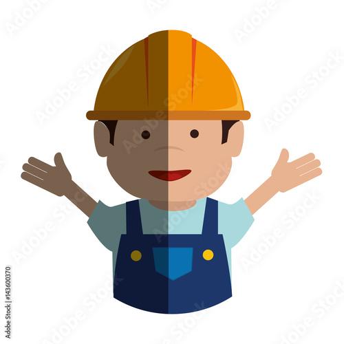 mechanic worker avatar character