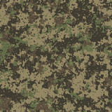Fototapety Abstract military or hunting digital camouflage background. Seamless pattern.